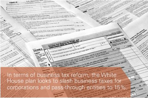 Tax Reform Update Blog pic